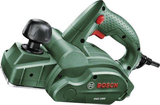 Bosch PHO 1500 Schaafmachine - 550 W