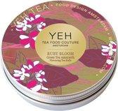 Yeh Tea - RUBY BLOOM - tin 50g  (7 theebloemen)  - Groene theebloemen met amaranth