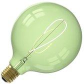 Calex Holland Nora G125 LED Lamp Groen