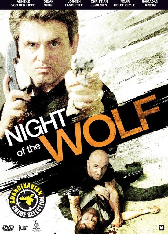 Cover van de film 'Night Of The Wolf'