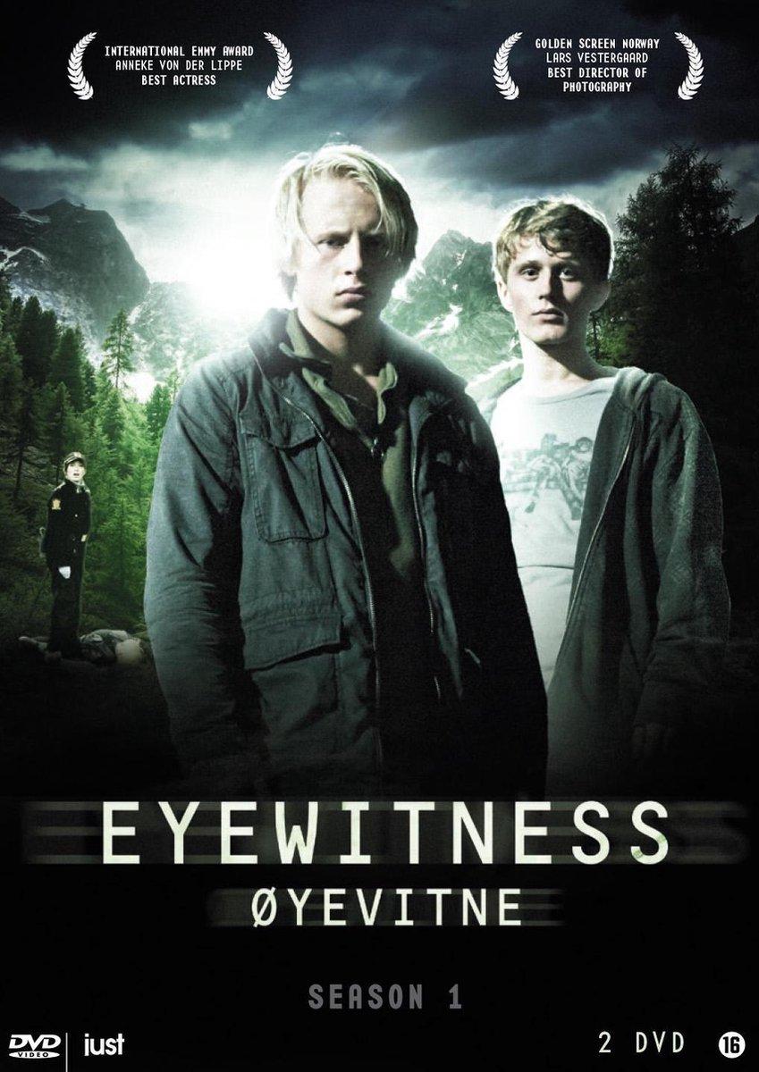 Eyewitness - Seizoen 1 - 2 Dvd Stackpack