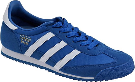 Adidas Meisjes Sneakers Dragon Kids - Blauw - Maat 37