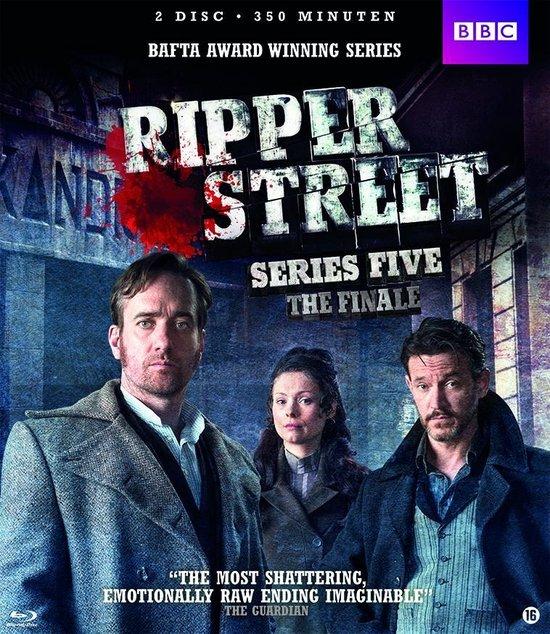 Ripper Street - Seizoen 5 (Blu-ray)