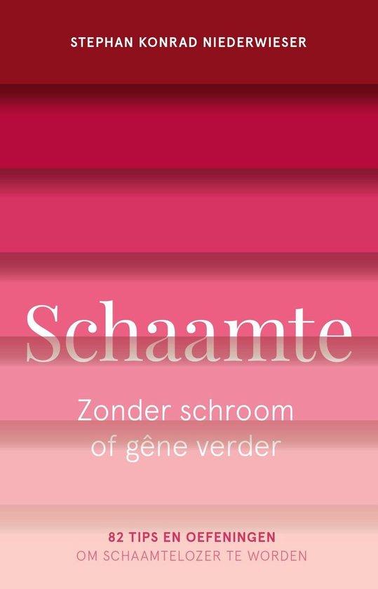 Schaamte - Stephan Konrad Niederwieser |