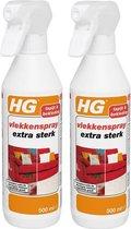 HG Vlekkenspray - Extra Sterk - 500 ml - 2 Stuks !