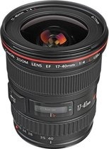 Canon EF 17-40mm f/4L USM - Zwart