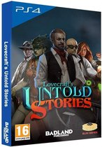 Lovecraft's Untold Stories: Collector's Edition - PS4