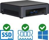 Intel NUC Mini PC   Intel Core i3 / 7100U   8 GB D