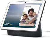 Google Nest Hub Max | Smart Speaker met scherm |Charcoal | EU versie