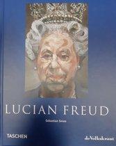 Lucian Freud (kunstreeks Taschen/de Volkskrant)