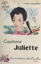 Omslag Capitaine Juliette