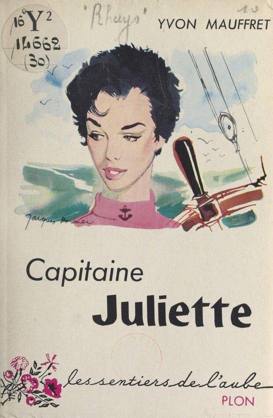 Omslag van Capitaine Juliette