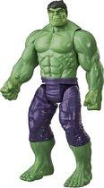 Hulk Avengers Endgame - Titan Hero Deluxe - Speelfiguur 30cm