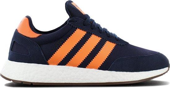 adidas Originals I-5923 Boost Heren Sneakers Sportschoenen Schoenen  Navy-Blauw B37919 - Maat EU 42 UK 8