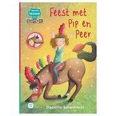 Leren lezen met Kluitman  -   Feest met Pip en Peer