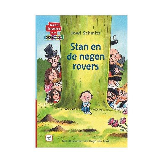 Stan En De Negen Rovers Adv. 8 50