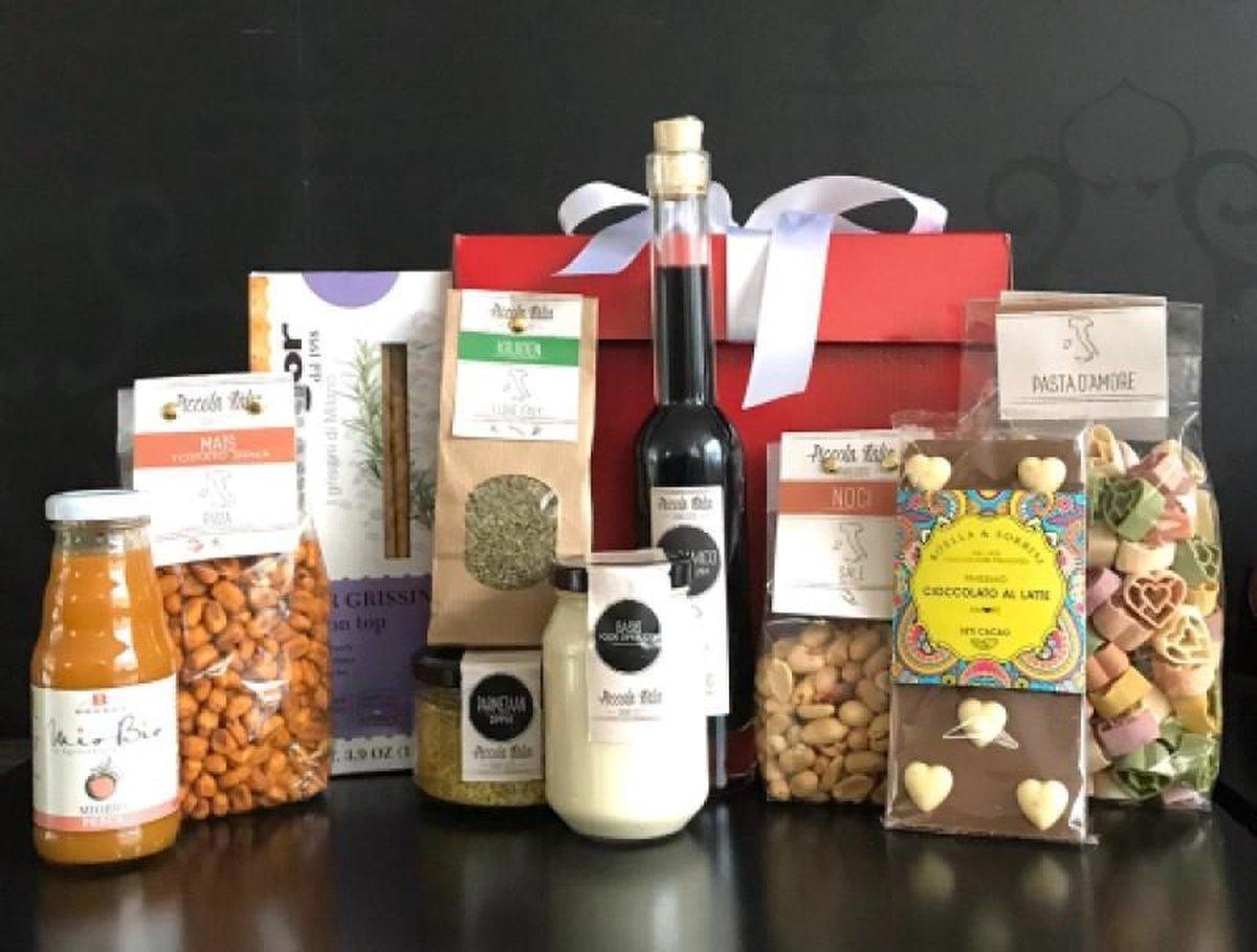 Momenticadeau Amore Italiaans Cadeau Pakket Kado Gift Relatiegeschenk