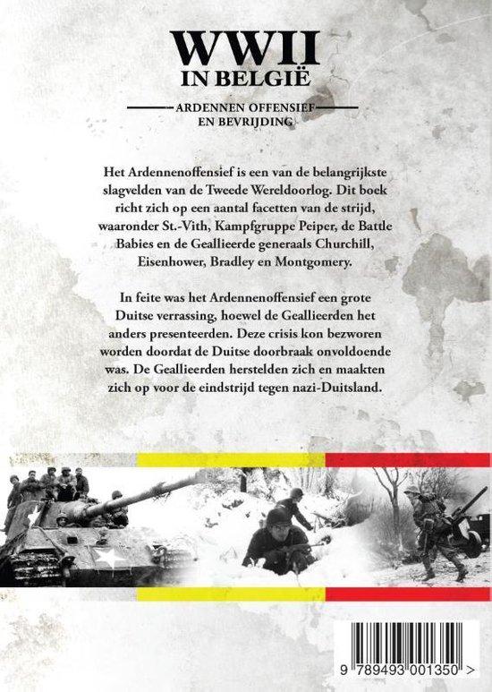 Ardennenoffensief en bevrijding - Ruud Bruijns |