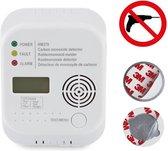Smartwares RM370 Koolmonoxidemelder - Magnetische montageset - Geen gaten boren