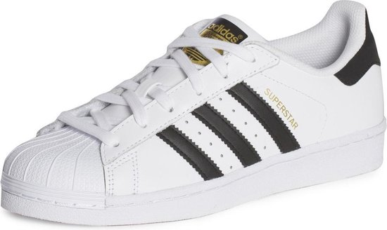 adidas Superstar J Sneakers - Ftwr White/Core Black/Ftwr White - Maat 36