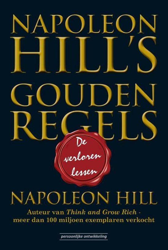 Afbeelding van Napoleon Hills Gouden Regels