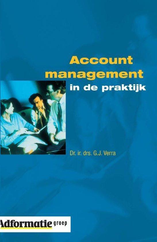 Account management in de praktijk - G.J. Verra  