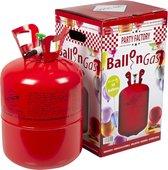 Heliumtank voor 50 ballonnen