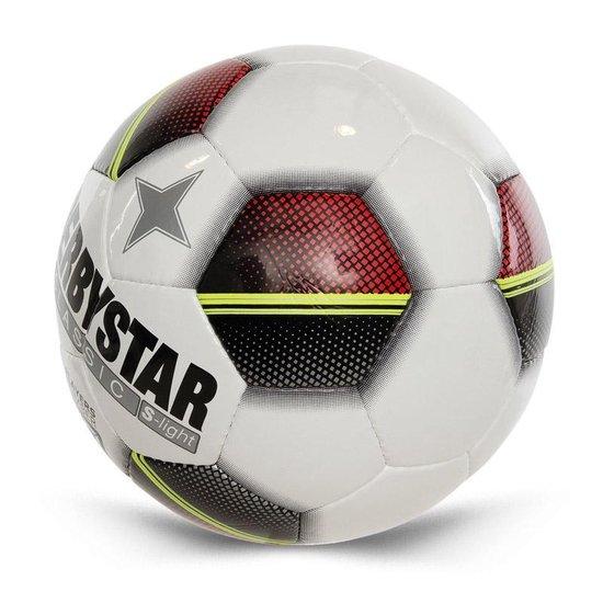 Derbystar Classic TT Superlight Voetbal - Multi Kleuren - 1 Vak Rood - Maat 5 - Derbystar