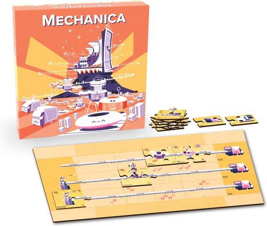 Afbeelding van het spel Mechanica Board Game