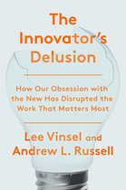 Omslag The Innovation Delusion
