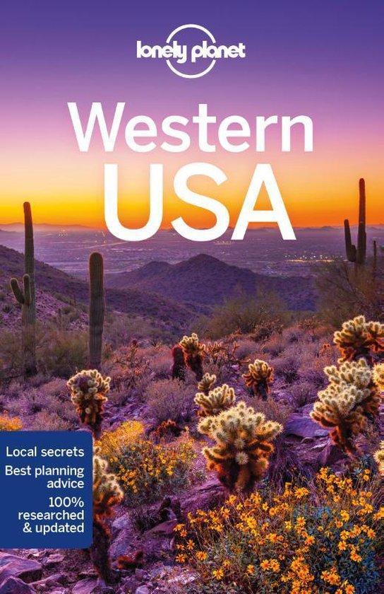 Boek cover Lonely Planet Western USA van Anthony Ham (Paperback)