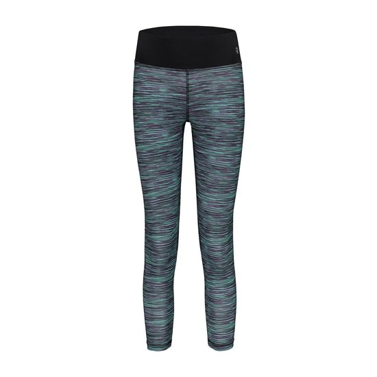 Redmax sportlegging Dames 7/8 all over printed - Blauw - S