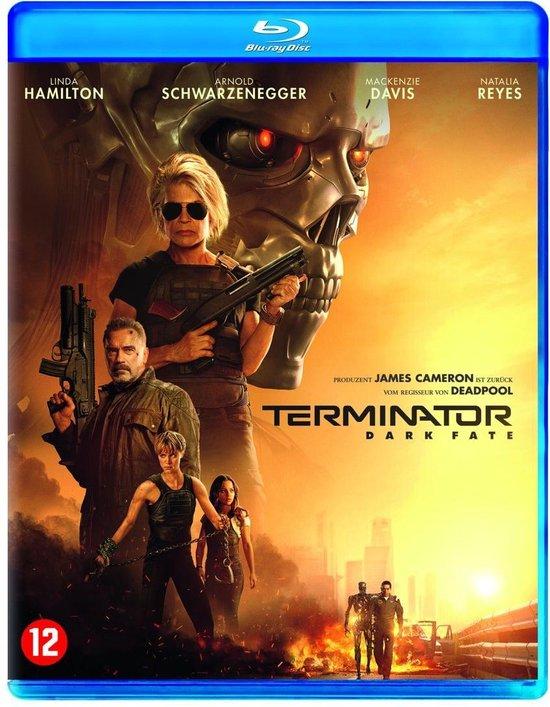 Terminator: Dark Fate (Blu-ray)