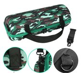 Hard Cover Opberghoes Voor JBL Xtreme 2 - Beschermhoes Travel Case Hoes Opbergtas - Met Accessoire Vak - Camouflage