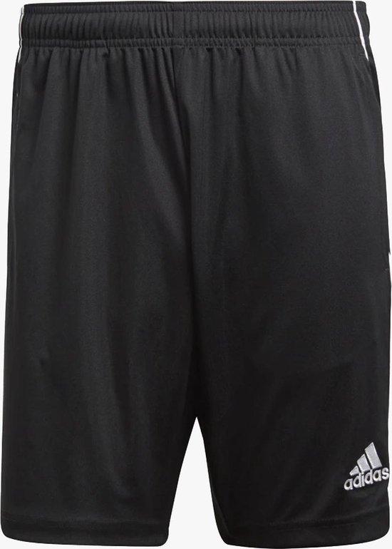 Adidas Core 18  Sportbroek Heren - Black/White - Maat S