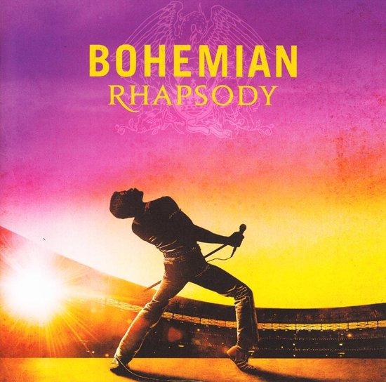 CD cover van Bohemian Rhapsody (Original Soundtrack) van Queen