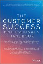 The Customer Success Professional's Handbook
