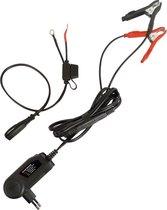 Carpoint Acculader - Druppellader - Geschikt voor 12 Volt Accu's - Auto Acculader