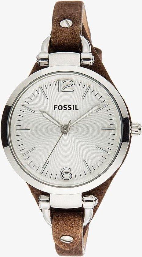 Fossil Georgia dames horloge ES3060