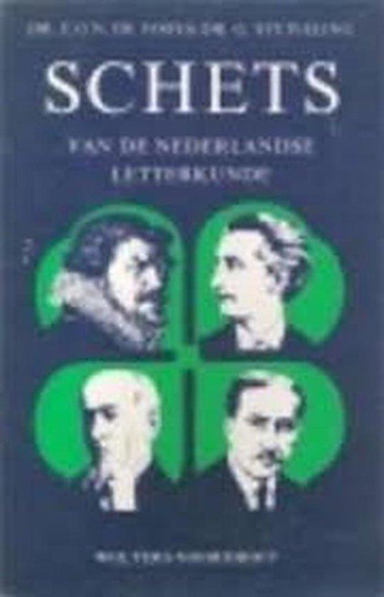 Schets nederlandse letterkunde - Vooys  