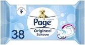 Page Toiletpapier Vocht Fresh