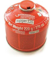 Rothenberger Gasfles / Camping Gas - 370ml