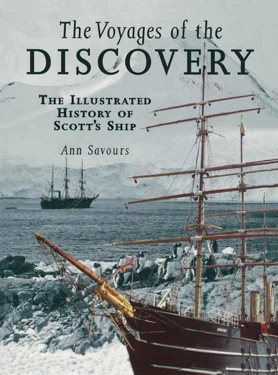 Boek cover The Voyages of the Discovery van Ann Savours (Onbekend)
