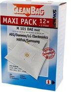 CleanBag M101DAE Maxi Stofzuigerzak MicroFleece+ Daewoo SB90