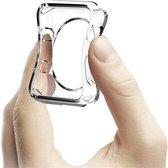 MIRO   Siliconen Beschermhoes   zij + achter kant    Apple watch   series 4 en 5   40mm