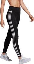 adidas Design 2 Move 3-Stripes High Rise Dames Legging - Maat S