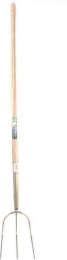 Hooivork 3 tands, steel, 4.5vt, 135 cm