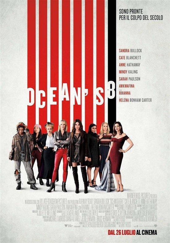 laFeltrinelli Ocean's Eight DVD
