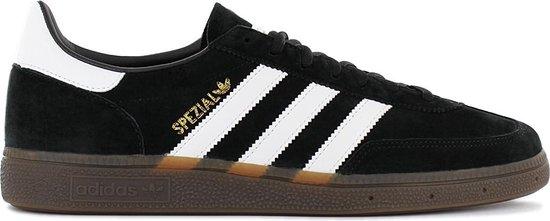 adidas 'Handbal Spezial' Heren Sneakers - Core Black/Ftwr White/Gum5 - Maat 45 1/3