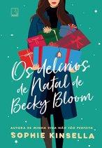 Omslag Os delírios de Natal de Becky Bloom